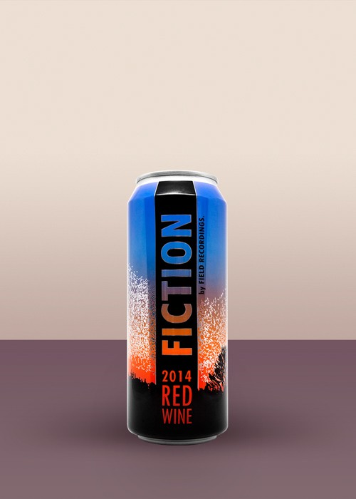 2014 Fiction, Red Blend