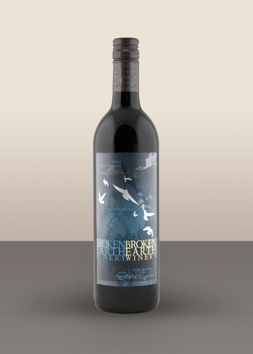 2010 Broken Earth, Petit Verdot