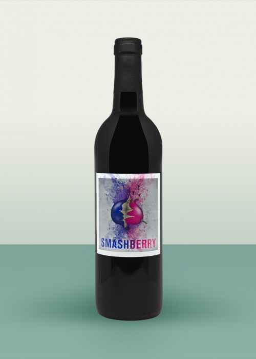 2013 Smashberry, Red Wine