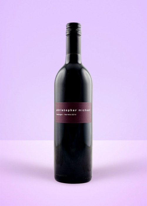 2014 Christopher Michael Red Blend