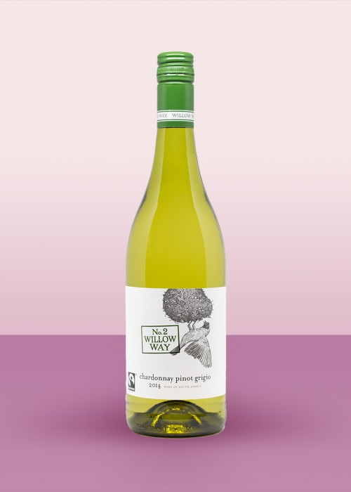 "2014 Willow Way, ""No. 2,"" Chardonnay Pinot Grigio"
