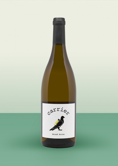"2012 Carrier, ""Broad Arrow,"" Chardonnay"