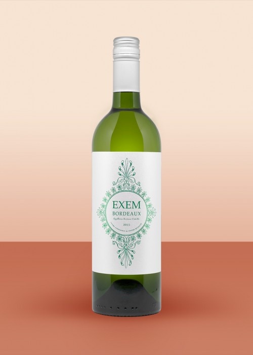 2015 Exem, Bordeaux Blanc
