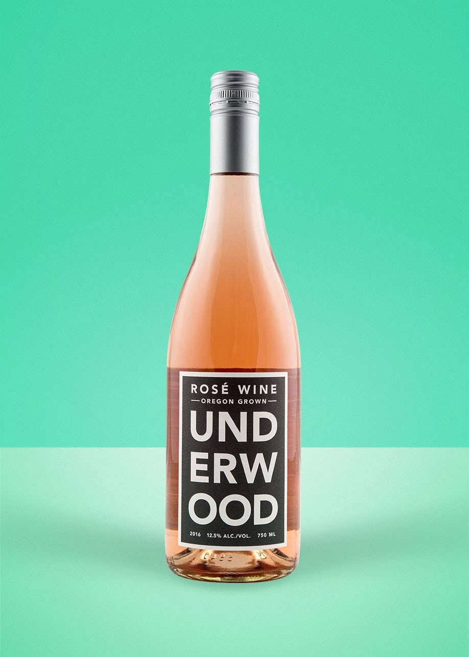 2016 Underwood Rosé